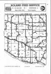 Map Image 014, Van Buren County 1986
